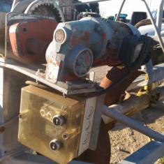 Pompa de apa cu tocator