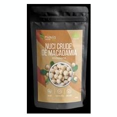 Nuci de Macadamia Bio Niavis 60gr Cod: 2691 - Fructe