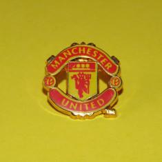 Insigna fotbal MANCHESTER UNITED