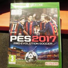 PES 2017, Pro Evolution soccer, XBOX one, sigilat, alte sute de jocuri! - Jocuri Xbox One, Sporturi, 3+, Multiplayer