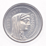 Moneda Italia 1.000 Lire 1970 - KM#101 aUNC ( argint - comemorativa ), Europa