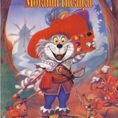 Motanul incaltat-povesti copii - Carte de povesti