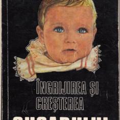 Ingrijirea si cresterea sugarului - Razvan Priscu, Nahum Salzberg - Carte Ghidul mamei
