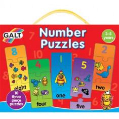 Number Puzzle Galts - Puzzle Galt cu Numere
