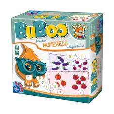 BuBoo - Sa Invatam Numerele - Jocuri arta si creatie D-Toys