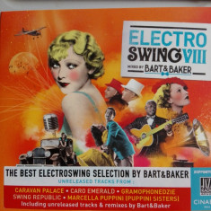 Electro swing 8 Mixed Bart & Baker 2015 Caravan Palace Caro Emerald and others