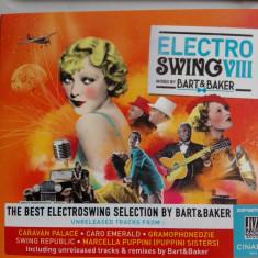 Electro swing 8 Mixed Bart & Baker 2015 Caravan Palace Caro Emerald and others - Muzica Chillout, CD