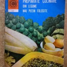 Preparate culinare din legume mai putin folosite {Col. Caleidoscop}