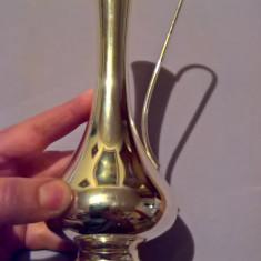 Vaza, carafa din cupru placat WMF