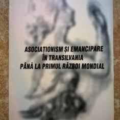 Simona Stiger - Asociationism si emancipare in Transilvania pana la primul razboi mondial - Istorie