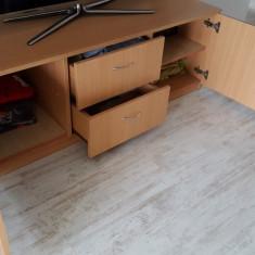 Comoda TV cu 2 sertare si 2 compartimente