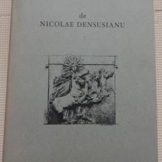Dacia Preistorica - N. Densusianu - Istorie