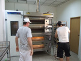 Cuptor profesional de patiserie si panificatie