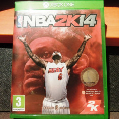 NBA 2k14, XBOX one, original, alte sute de jocuri! - Jocuri Xbox One, Sporturi, 3+, Multiplayer
