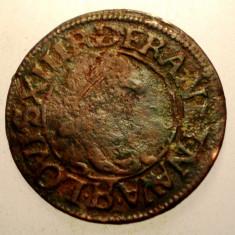 G.354 FRANTA LUDOVIC LOUIS XIII DOUBLE TOURNOIS 1637 - Moneda Medievala, Europa