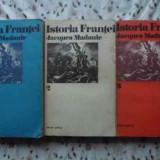 Istoria Frantei Vol.1-3 - Jacques Madaule, 407825 - Istorie
