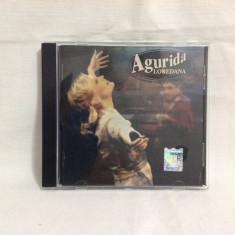 Vand cd Loredana Groza-Agurida, orginal, raritate - Muzica Pop mediapro music