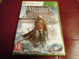 Joc Assassin's Creed IV Black flag, xbox360, original, alte sute de jocuri!, Actiune, 18+, Single player