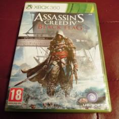 Joc Assassin's Creed IV Black flag, xbox360, original, alte sute de jocuri! - Jocuri Xbox 360, Actiune, 18+, Single player