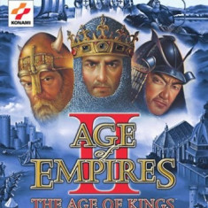 Age of empires II - The age of kings - PS2 [Second hand] - Jocuri PS2, Strategie, 18+, Multiplayer