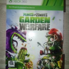 Plants vs Zombies Garden Warfare Xbox 360 - Jocuri Xbox 360