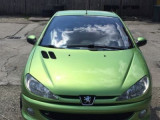 Peugeot 206 CC 2000cm3 benzină, Benzina, Cabrio