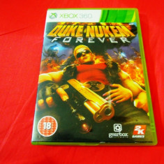 Duke nukem, XBOX360, original! - Jocuri Xbox 360, Shooting, 18+, Single player