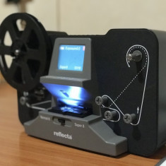 Reflecta super8 Normal8 scanner