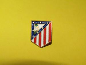 Insigna fotbal ATLETICO MADRID