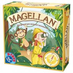 Joc Colectiv Magellan - Jocuri arta si creatie D-Toys