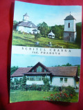 Ilustrata - Schitul Crasna - Prahova, Necirculata, Printata