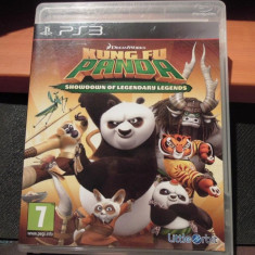 Joc Kung Fu Panda Showdown of Legendary Legends original, PS3! - Jocuri PS3 Ubisoft, Actiune, 18+, Single player