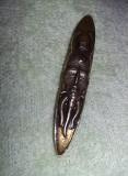 Pandativ vintage alama,pandativ tip antic,masca antica,T. GRATUIT