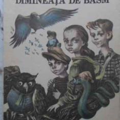 Dimineata De Basm. Ilustratiile Dragos Patrascu - Ada Teodorescu Fartais, 407894 - Carte Basme