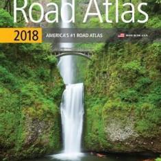 2018 Rand McNally Road Atlas: Reg - Harta Rutiera