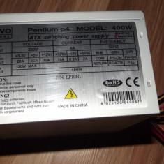 Sursa PC 400 W / EvoLab ATX / Testat / silentios (L18), 400 Watt