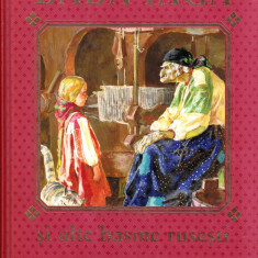 Baba Iaga și alte basme rusești - Carte Basme