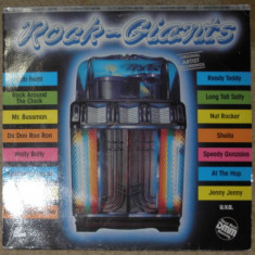 Vinyl comp B Haley, L Richard, J Cymbal, Sam The Sham, Crystals,, P Boone - Muzica Rock & Roll, VINIL