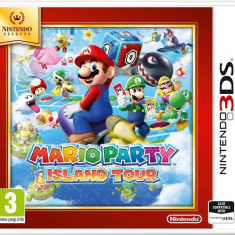Joc consola Nintendo MARIO PARTY ISLAND TOUR SELECTS