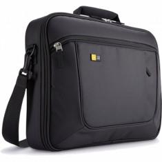 Geanta laptop Case Logic ANC 316, 15.6 Inch, Poliester, Negru, Nailon