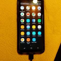 Samsung galaxy s8 la cutie - Telefon Samsung, Negru, Neblocat, Single SIM