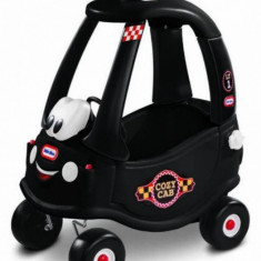 Masinuta Cozy Cab Negru Little Tikes