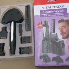 Masina ras, trimmer Vitalmaxx 8 piese