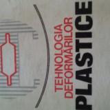 Tehnologia deformarilor plastice, comunism