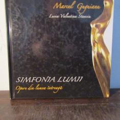 SIMFONIA LUMII - Marcel Guguianu- Opere din lumea intreaga - Album Pictura