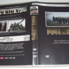 Band of Brothers 2001 CAMARAZI DE RÃZBOI DVD