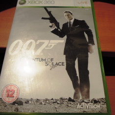 007 Quantum of Solace, xbox360, alte sute de jocuri! - Jocuri Xbox 360, Shooting, 16+, Single player