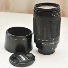 Obiectiv Nikon 70-300mm F4-5.6G - Obiectiv DSLR Nikkor