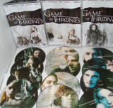 Urzeala tronurilor  Game of Thrones  2011  6 sezoane DVD, Aventura, Romana