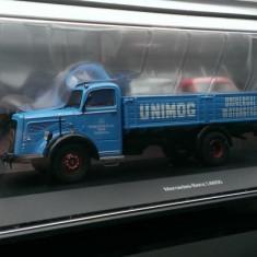 Macheta camion Mercedes L6600 Transport UNIMOG - Schuco 1/43